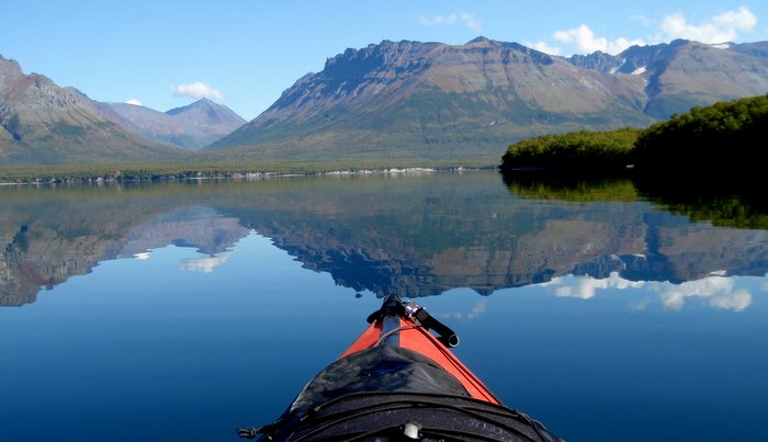 Backpacking Rafting Kayaking Hiking Trips In Alaska And